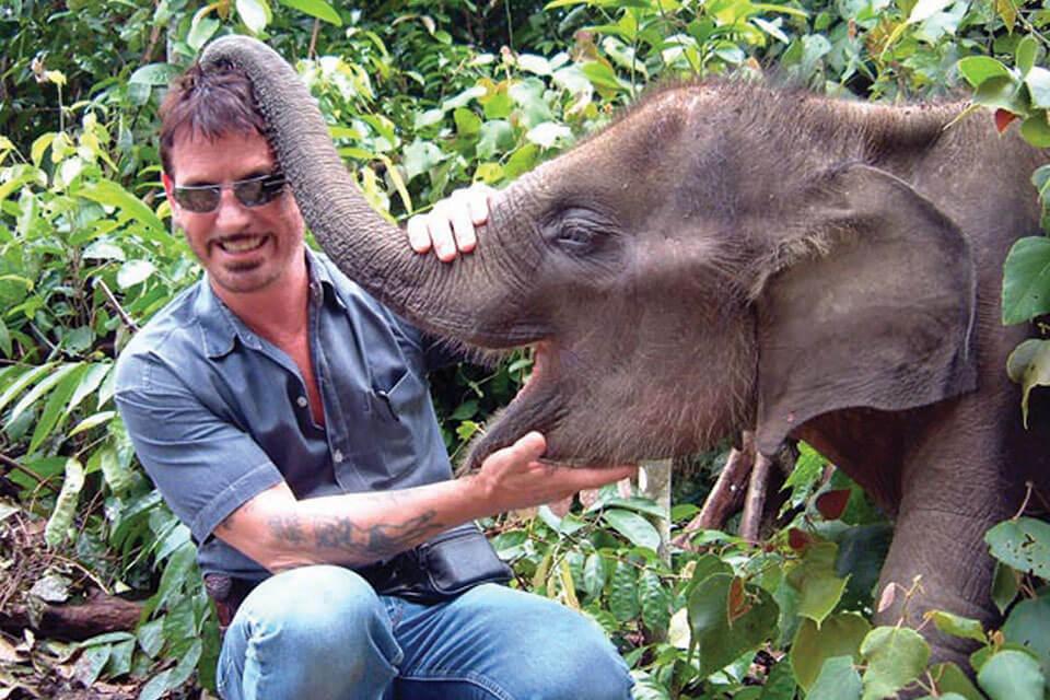 Nigel Mason - Mason Adventures (Bali Adventure Tours)