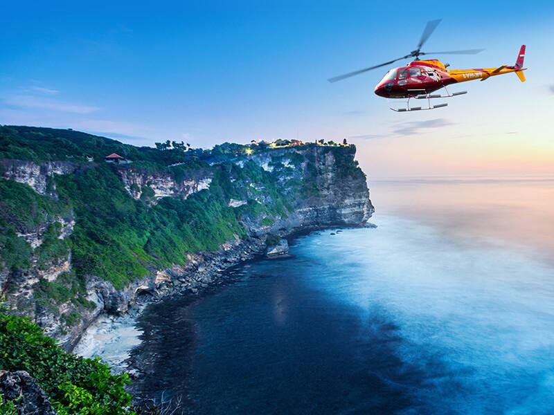 Helicopter Tours - Mason Adventures (Bali Adventure Tours)