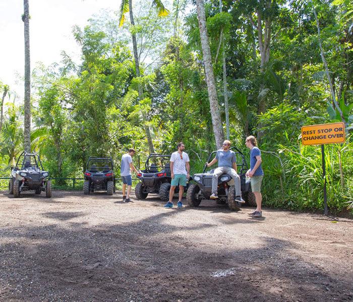 Jungle Buggies 4 - jungle buggies gallery - Mason Adventures (Bali Adventure Tours)