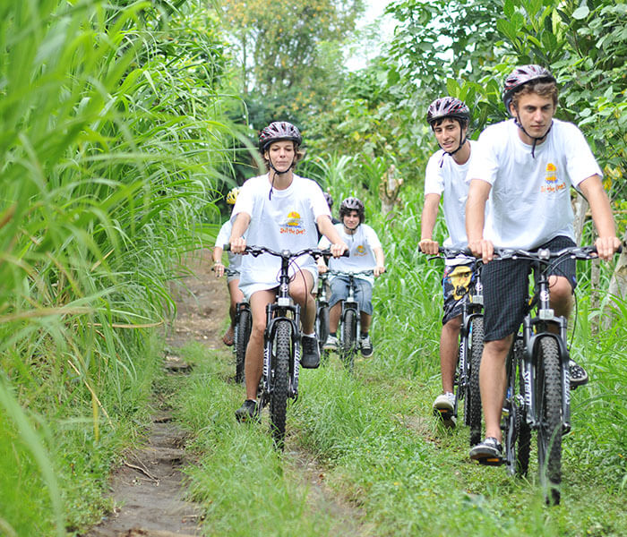Mountain Cycling 2 - Cycling & Trekking Gallery - Mason Adventures (Bali Adventure Tours)