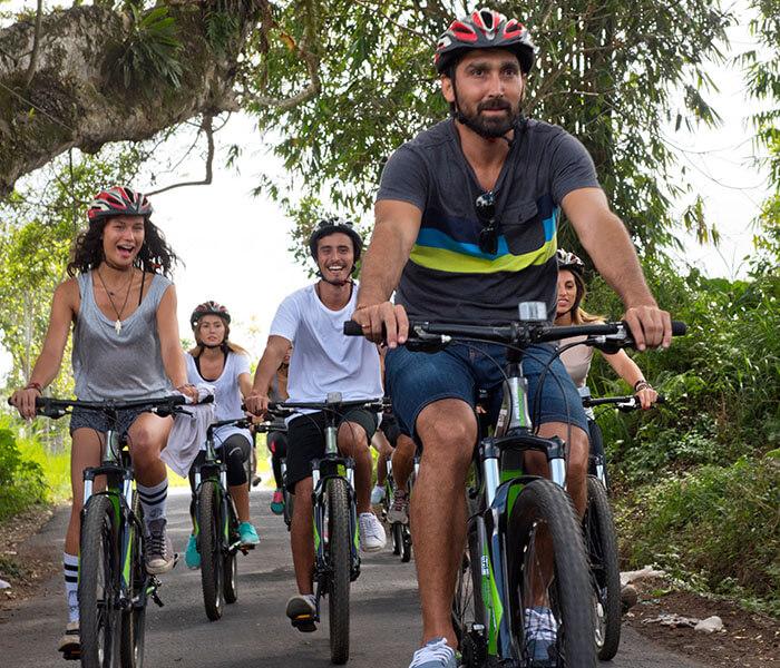 Mountain Cycling 4 - Cycling & Trekking Gallery - Mason Adventures (Bali Adventure Tours)