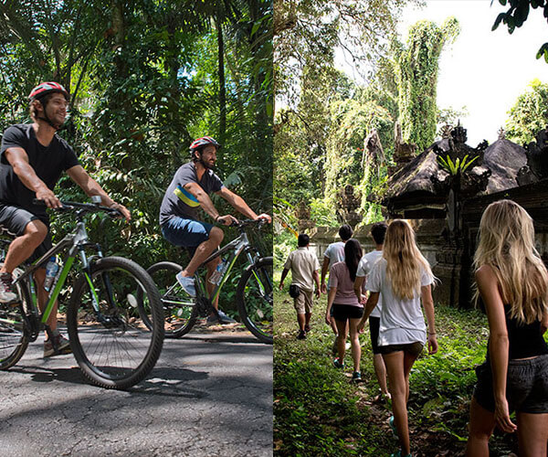 CYCLING & TREKKING