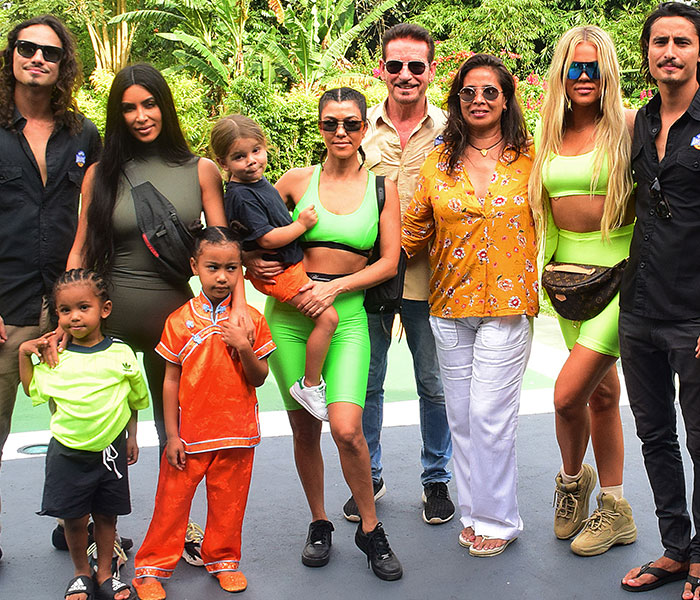 The-Kardashians-and-The-Masons
